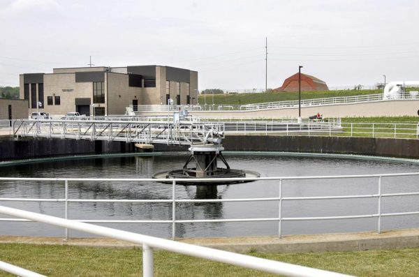 Rochester Wastewater Reclamation Plant
